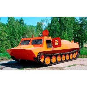 АТЗ на базе тягача 2С1 (МТЛБ)