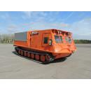 Snow-mobile cargo-passenger TGM 21-07 on the basis of MTLBu